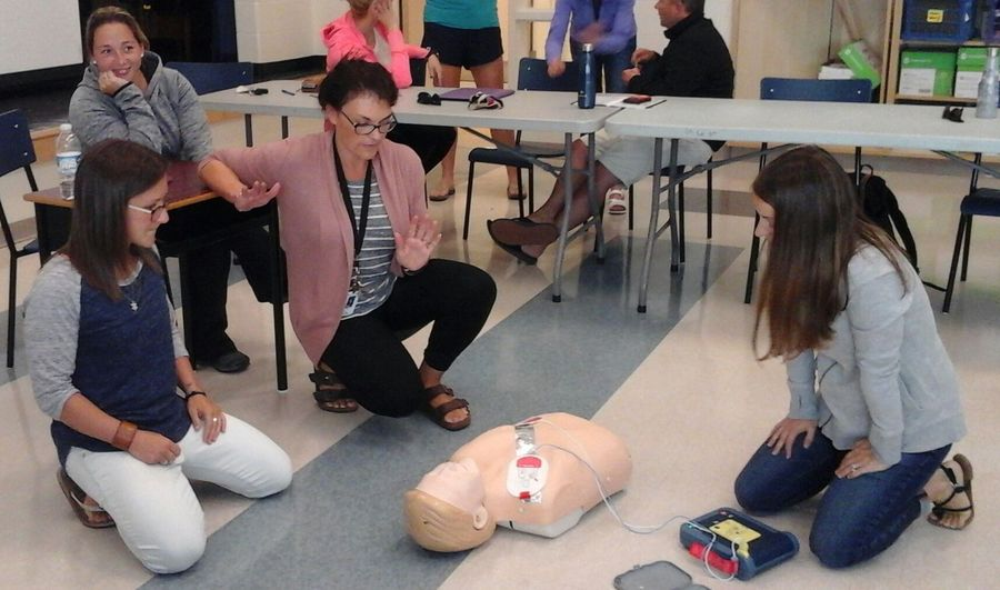 Standard First Aid Cpr C M First Aid Training